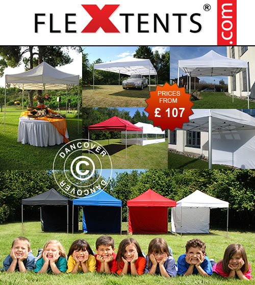 Folding canopies in high quality. Folding canopies for Sale. Folding canopies for for promotion or event.