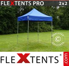 Folding canopy 3x3 m Red